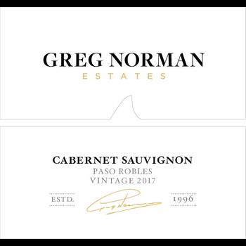 Greg Norman Greg Norman Estates Cabernet Sauvignon 2017<br /> Paso Robles, California