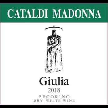 Cataldi Madonna Giulia Pecorino 2018<br /> Abruzzo, Italy