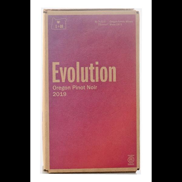Evolution Pinot Noir 1.5L Box 2019<br /> Willamette Valley, Oregon