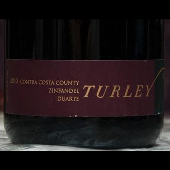 Turley Turley Duarte Vineyard Zinfandel 2018  <br /> Central Coast, California<br /> 94pts-V