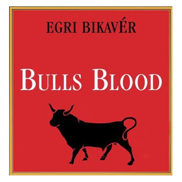 Egri Bikaver Bulls Blood Red 2018<br />Hungry