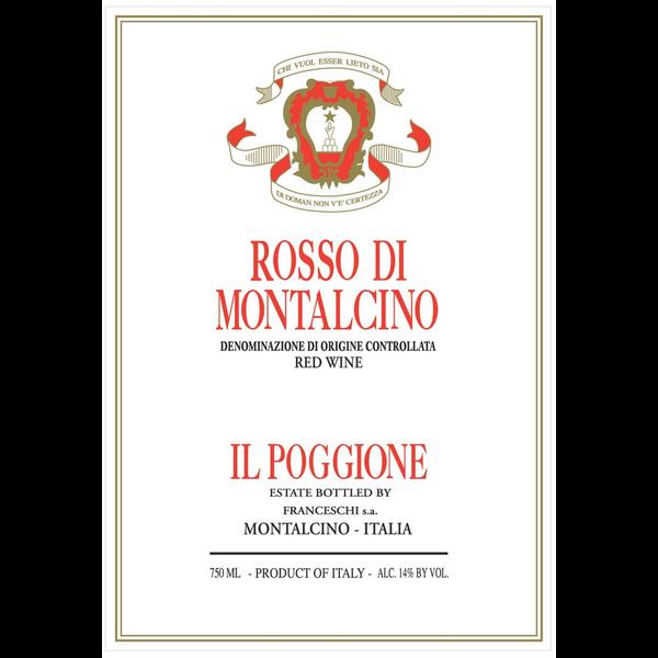 Il Poggione Il Poggione Rosso Di Montalcino 2017<br /> Tuscany, Italy
