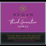Nugan Estate Third Generation Shiraz 2017<br /> South East, Australia