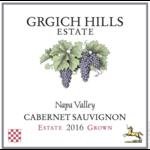 Grgich Hills Grgich Hills Cabernet Sauvignon 2017<br />Napa, California