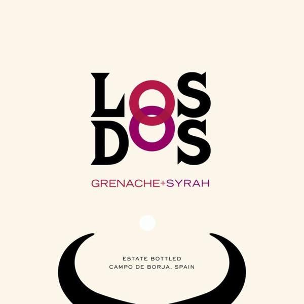 Almira Los Dos Grenache/Syrah Old Vines Blend 2018<br />Campo De Borja, Spain