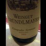 Weingut Brundlmayer Riesling Kamptaler Terrassen 2019<br />Austria