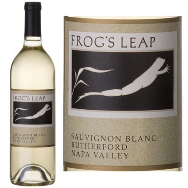 Frog's Leap Savignon Blanc 2018<br /> Napa, California