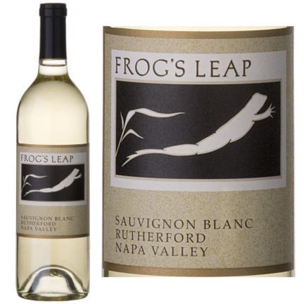 Frog's Leap Savignon Blanc 2019<br /> Napa, California