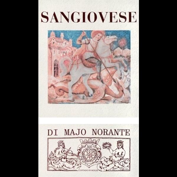 Di Majo Norante Sangiovese 2018 Italy
