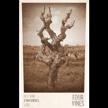 Four Vines Four Vines Old Vines Zinfandel 2018<br />Lodi, California