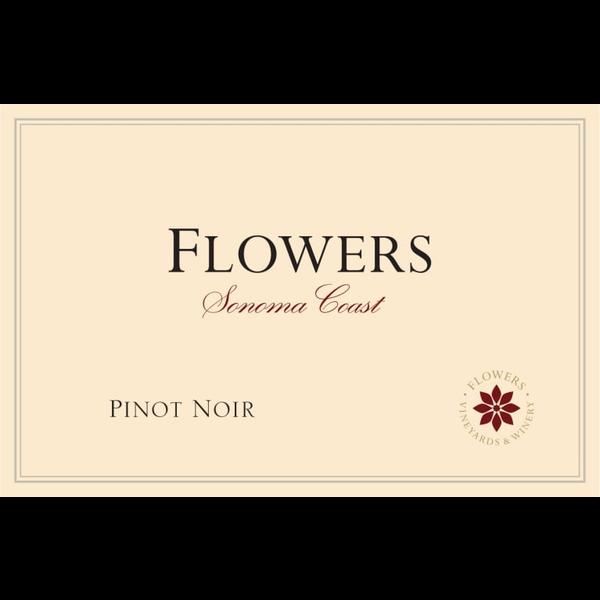 Flowers Sonoma Coast Pinot Noir 2018<br /> Sonoma, California<br /> 91pts-WE