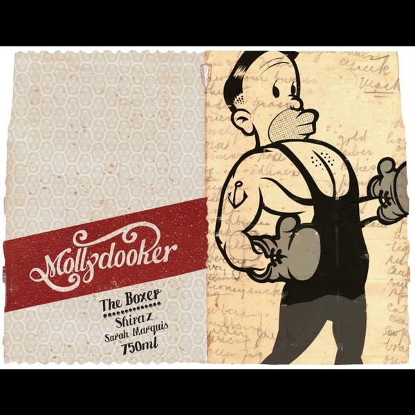 MollyDooker Mollydooker The Boxer Shiraz 2018<br /> South Australia, Australia<br /> 90pts-WS
