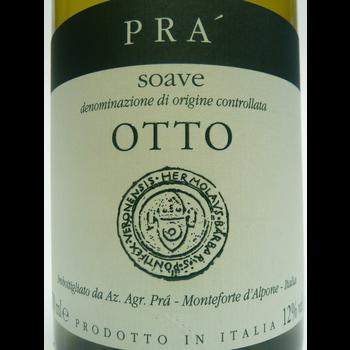 PRA Pra Otto Soave Classico 2019<br />Veneto, Italy<br /> 92pts-JS