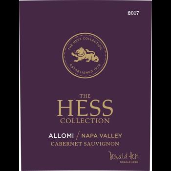 Hess Hess Allomi Cabernet Sauvignon Napa 2018<br />Napa, California
