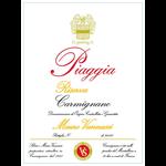 Mauro Vannucci Piaggia Carmignano Riserva 2017<br /> Tuscany, Italy