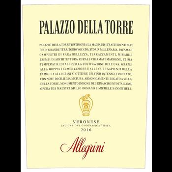 Allegrni Palazzo Della Torre 2016<br />Veneto, Italy<br /> 92pts-JS, 90pts-WS, 90pts-WE