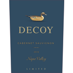 Duckhorn Decoy LIMITED Cabernet Sauvignon 2018<br /> Napa Valley, California