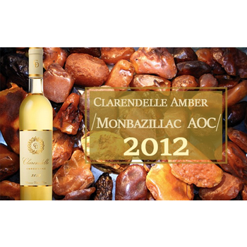 Clarendelle Amberwine Monbazillac  2012  500ml<br /> Bergerac, France