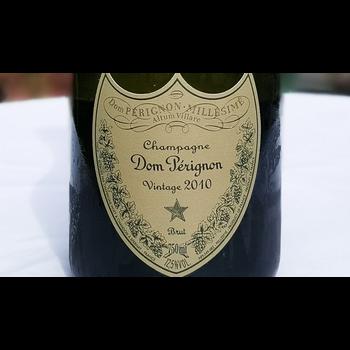 Moet Chandon Moet Chandon Dom Perignon Brut Champagne 2010<br />Champagne, France<br /> 98pts-JS, 96pts-WS