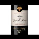 Bernard Magrez Ch Les Grands Chenes Medoc 2016<br /> Bordeaux, France<br /> 91pts-WE