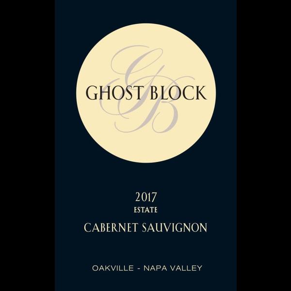 Ghost Block Oakville Estate Cabernet Sauvignon 2017<br /> Napa, California<br /> 94pts-WS