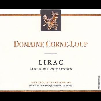 Domaine Corne-Loup Lirac Blanc 2019<br /> Rhone, France
