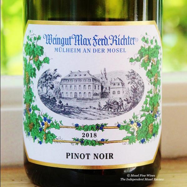 Weingut Max Ferd Richter Pinot Noir 2018<br /> Mosel. Germany