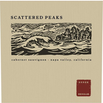 Scattered Peaks Cabernet Sauvignon 2017<br /> Napa Valley, California<br /> 92pts-WS, 91pts-WE, 90pts-JS