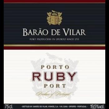 Barao De Vilar Ruby Port<br /> Douro, Portugal