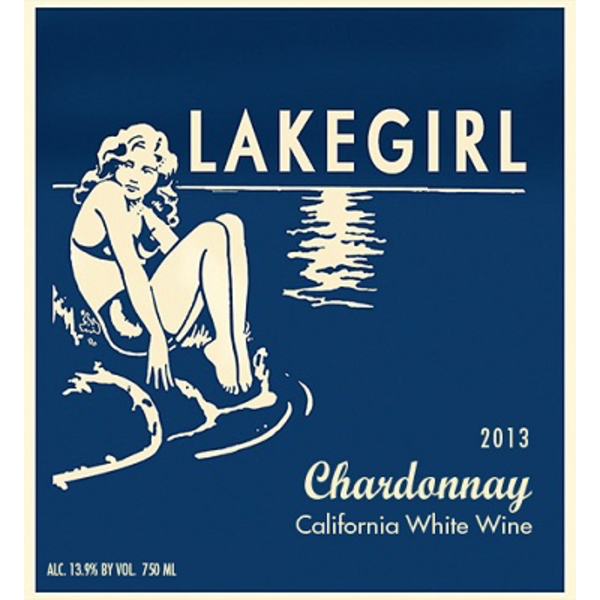LakeGirl Chardonnay 2018<br /> California