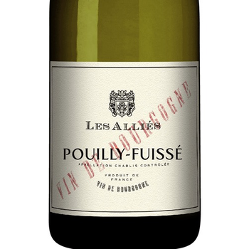 Les Allies Pouilly Fuisse 2018<br /> Burgundy, France