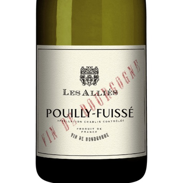 Les Allies Pouilly Fuisse 2018<br /> Burgundy, France