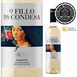 Gill Family Estates O Fillo Da Condesa Albarino 2019<br /> Rias Baixas, Spain