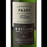 Dm De Pajot Domaine De Pajot Les 4 Cepages 2019<br /> Southwest, France