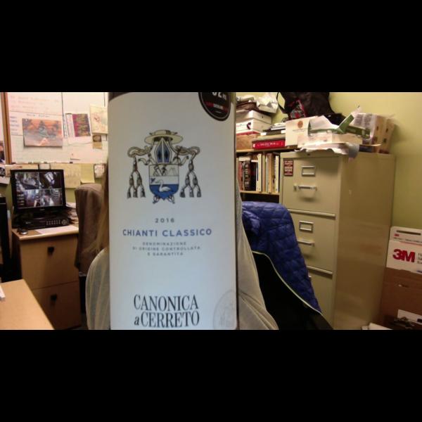 Canonica a Cerreto Chianti Classico 2016<br /> Tuscany, Italy<br /> 92-WS