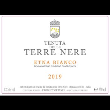 Terre Nere Tenuta Della Terre Nere Etna Bianco 2019<br />Sicily, Italy