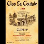 Clos La Coutale Clos La Coutale Cahors 2018<br />Southwest, France