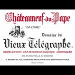 """Dm Vieux Telegraphe Domaine du Vieux Telegraphe """"La Crau"""" Chateauneuf-Du-Pape 2018<br />Rhone, France  <br /> 98pts-JS, 93pts-D"""