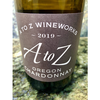 A to Z A to Z Chardonnay 2019<br />