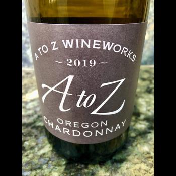 A to Z A to Z Chardonnay 2019<br />Oregon