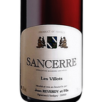 Jean Reverdy et Fils les Villots Sancerre Rouge  2018<br /> Loire, France