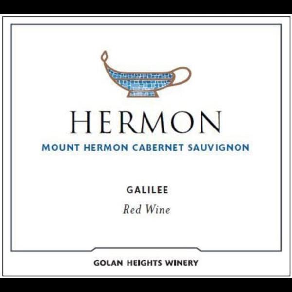 Golan Heights Winery Hermon Mount Hermon Cabernet Suavignon 2019 Kosher