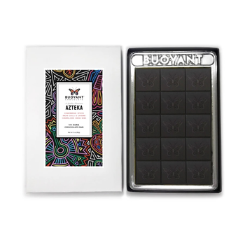 Buoyant Brands Inc. (Formally Lilly's Chocolates) AZTEKA An Artisan Chocolate Bar