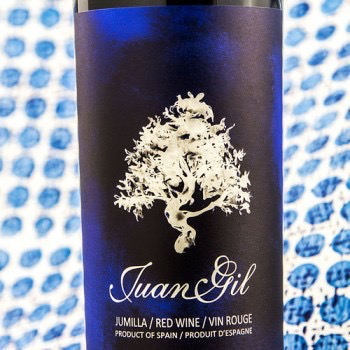 Bodegas Juan Gil Blue Label 2018<br /> Jumilla, Spain