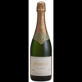 Schramsberg Schramsberg Sparklling Blanc de Blanc 2015  375ml  <br />Napa, Califronia