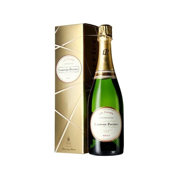 Laurent-Perrier La Cuvee Brut Champagne<br /> Champagne, France<br /> 90pts-WS, 90pts-WE