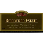 Roederer Estate Sparkling Brut Non-Vintage  375ml<br /> Anderson Valley, Mendocino, California<br /> 93pts-WA, 92pts-WS, 91pts-WE