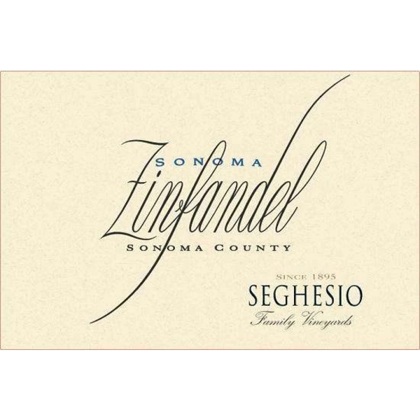 Seghesio Zinfandel Sonoma 2018  375ml<br />