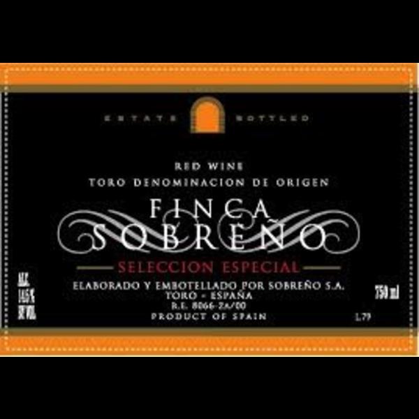 Finca Sobreno Finca Sobreno Seleccion Especial 2012<br />Toro, Spain<br />93pts-WA, 92pts-ST