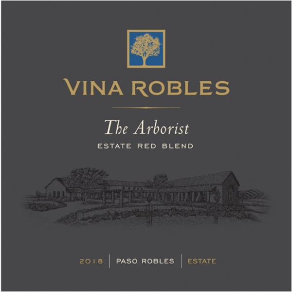 Vina Robles The Arborist Estate Red Blend 2018<br /> Paso Robles, California<br /> 94pts-WE  <br /> #19 Wine Enthusiast Top 100 of 2020